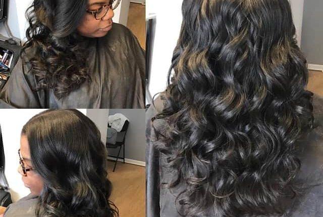 extensie de păr